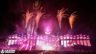 Dash Berlin Live at Ultra Music Festival Singapore 2017
