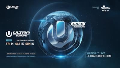 ULTRA LIVE presents Ultra Europe 2017 - DAY2