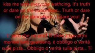 Shakira - Dare (La La La) (audio e testo)
