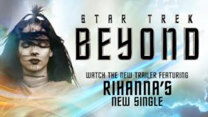 "Rihanna - Sledgehammer (From The Motion Picture ""Star Trek Beyond"") (Video ufficiale e testo)"