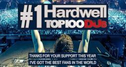 Hardwell è stato eletto il #1 DJ al mondo