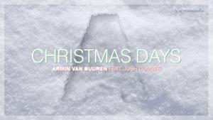 Armin van Buuren - Christmas Days