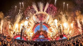 Hardwell Live at EDC Las Vegas 2016