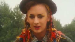 Culture Club - Karma Chameleon (Video ufficiale e testo)