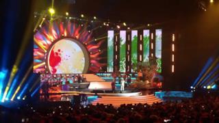 Concerto a Mosca per Albano e Romina