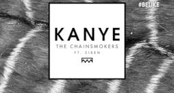 The Chainsmokers - KANYE  (feat. Siren) (Audio Ufficiale e testo)