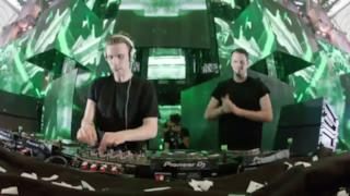 W&W LIVE @ World Club Dome 2017