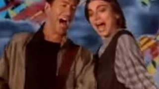 Edoardo Bennato e Gianna Nannini - Un'estate Italiana (Notti Magiche) (canzone Mondiali 1990)