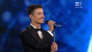 Moreno - Oggi Ti Parlo Così (Sanremo 2015 video e testo)