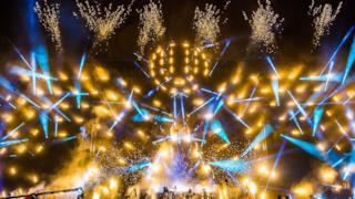Tiesto Ultra Music Festival 2016