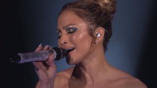 Jennifer Lopez - Feel The Light live @American Idol (video)