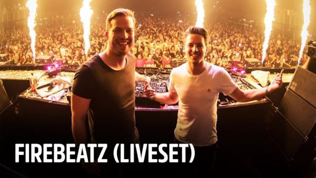 Firebeatz (Full live-set) | 538Jingleball 2017