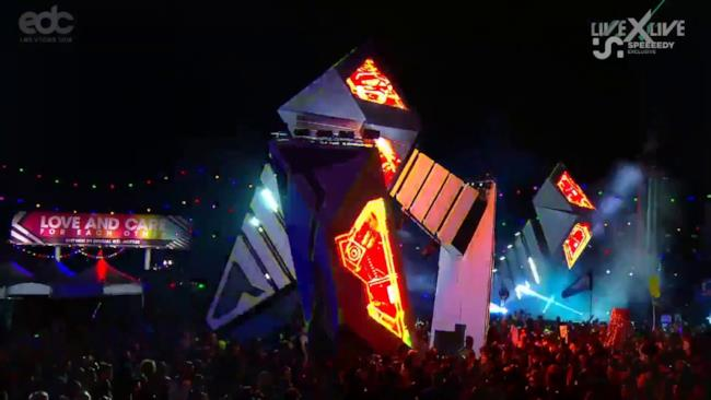 Zomboy - Live @ EDC Las Vegas 2018