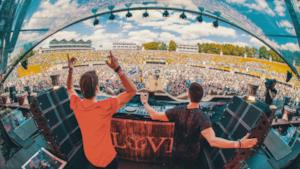 Tomorrowland Belgium 2017   Lucas & Steve