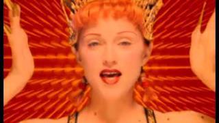 Madonna - Fever (Video ufficiale e testo)