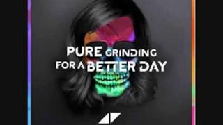 Avicii - Pure Grinding (Video ufficiale e testo)