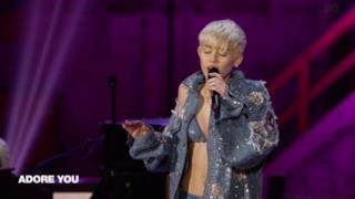 Miley Cyrus - Adore You (live MTV Unplugged)