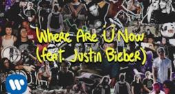 Skrillex & Diplo - Where Are Ü Now feat. Justin Bieber (audio e testo)