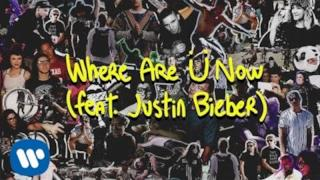 Skrillex & Diplo - Where Are Ü Now feat. Justin Bieber (audio e testo)
