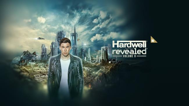 Hardwell presents Revealed Vol. 8 (MINIMIX)