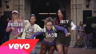 Le Little Mix vanno a scuola di magia nel video di Black Magic