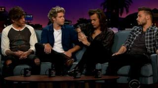 One Direction ospiti da James Corden, ecco perché Zayn ha detto addio