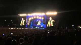 Rolling Stones - Ciao Roma, ciao Italia!