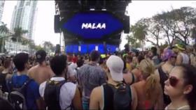Malaa - Live @ Ultra Music Festival 2016