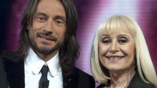 Raffaella Carrà e Bob Sinclar, ascolta il remix di Forte Forte Forte