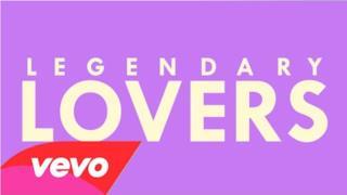 Katy Perry - Legendary Lovers (Video ufficiale e testo)