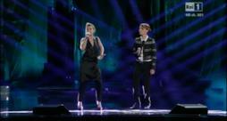 Emma e Annalisa Festival di Sanremo (video)