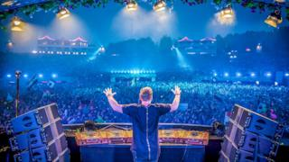 Hardwell Tomorrowland 2015