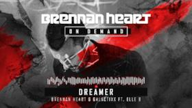 Brennan Heart & Galactixx ft. Elle B - Dreamer