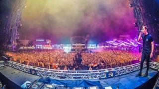 Hardwell - Live @ Ultra Music Festival Japan 2016