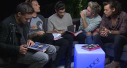 One Direction, l'intervista di Yahoo! per l'uscita del libro Who We Are (video)