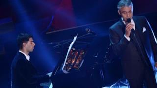 Sanremo 2013 - Andrea Bocelli