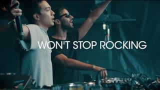 R3hab - Won't Stop Rocking feat. Headhunterz (Video ufficiale e testo)