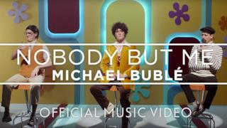 Michael Bublé - Nobody But Me (Video ufficiale e testo)