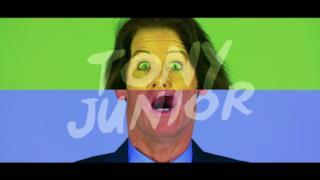Tony Junior - Facedbased (Video ufficiale e testo)
