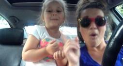 Madre e figlia cantano Frozen, il video diventa virale