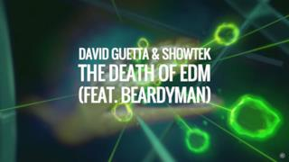 David Guetta - The Death of EDM (feat. Beardyman) (Video ufficiale e testo)