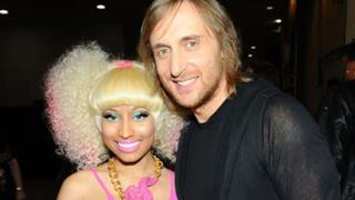 David Guetta feat. Nicki Minaj & Afrojack - Hey Mama (audio ufficiale e testo)