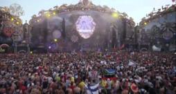 Skrillex - Tomorrowland 2014