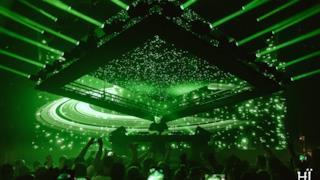 Eric Prydz @ Hï Ibiza 2017 (BBC Radio 1)