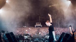 Martin Garrix Ultra Music Festival 2016