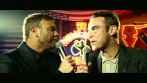 """ROBBIE WILLIAMS """"IN AND OUT OF CONSCIOUSNESS: THE GREATEST HITS 1990-2010"""""""