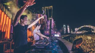 Blasterjaxx EDC 2014 - Tracklist