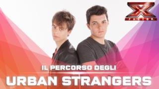 X Factor 2015, video-presentazione degli Urban Strangers (Gruppi)