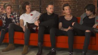 One Direction - Four Hangout (video completo)