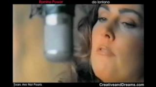 Romina Power - Tears Are Not Pearls (Video ufficiale e testo)